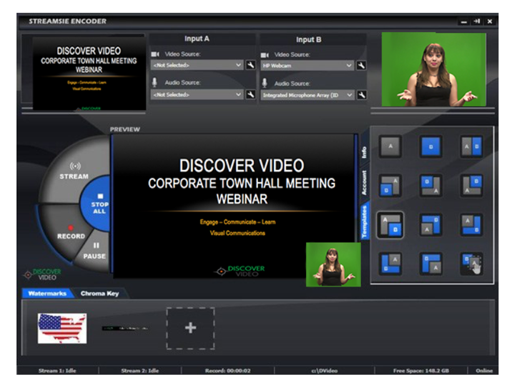 Discover Video: Streamsie, the best live/VoD streaming encoder in its class