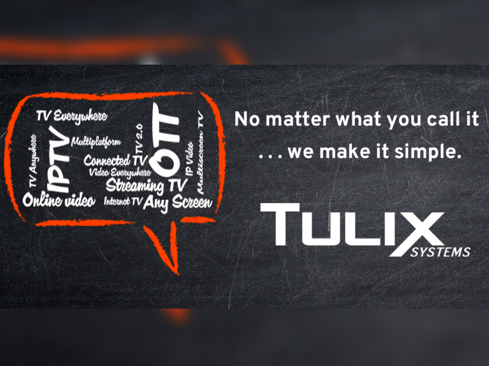 Tulix Systems: Very High Capacity Content Delivery
